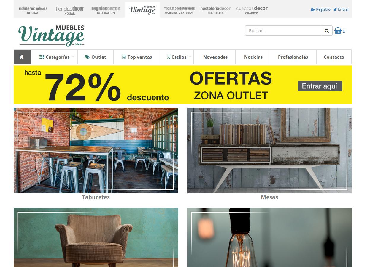 Venta De Muebles Outlet Fabulous Distintos Productos De Punt With  # Muebles Marga Getafe